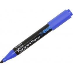 MONAMI® Permanentný popisovač SigmaFlo 120, 2mm, Modrý, 2080151502