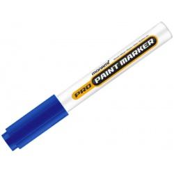MONAMI® Permanentný priemyselný popisovač ProPaint, 2mm, Modrý, 2080151041