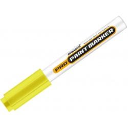 MONAMI® Permanentný priemyselný popisovač ProPaint, 2mm, Žltý, 2080151043