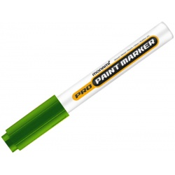 MONAMI® Permanentný priemyselný popisovač ProPaint, 2mm, Zelený, 2080151044