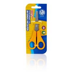 ASTRA Školské nožnice pre ľavákov 13cm, blister, mix farieb, 407118003