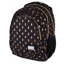 HEAD Školský batoh pre prvý stupeň GOLDEN KITTY, AB330, 502021564