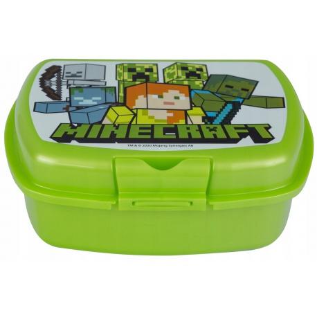 Plastový box na desiatu  MINECRAFT, 511021002