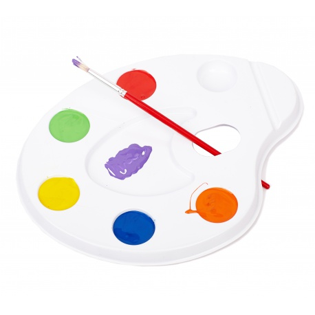 ASTRA Plastová paleta na miešanie farieb, 83600900