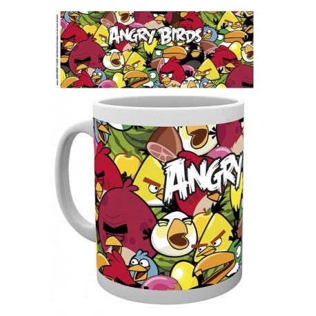 Keramický hrnček ANGRY BIRDS 300ml (MG0247)
