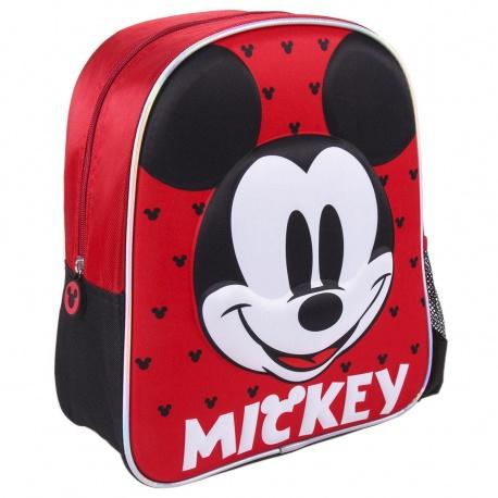 Detský 3D batoh MICKEY MOUSE, 2100003532