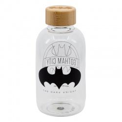 Luxusná sklenená fľaša BATMAN 620ml, 85501