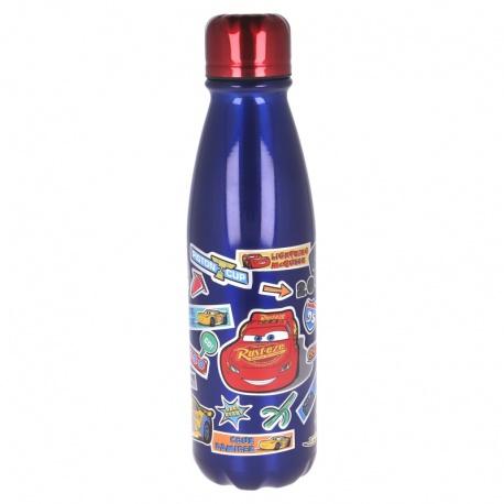 Hliníková fľaša simple DISNEY CARS Stickers, 600ml, 51540