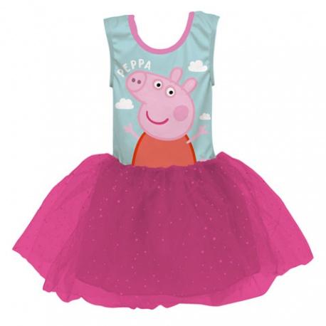 Tanečné tutu šaty / body PEPPA PIG, PP13034 - 2 roky (92cm)