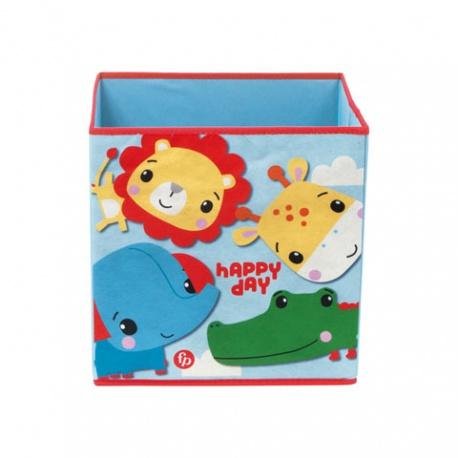 FISHER-PRICE® Úložný box na hračky HAPPY DAY, FP10301