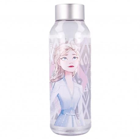 Plastová fľaša DISNEY FROZEN Transparent 660ml, 51013
