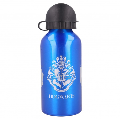 Hliníková fľaša na pitie HARRY POTTER Blue, 400ml, 12934