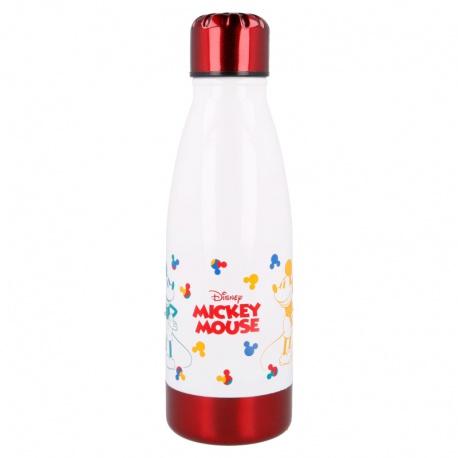 Detská nerezová fľaša / termoska MICKEY MOUSE, 340ml, 60139
