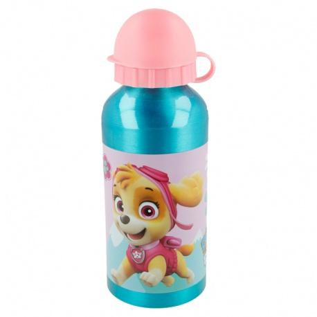 Hliníková fľaša na pitie PAW PATROL Girl, 400ml, 86734