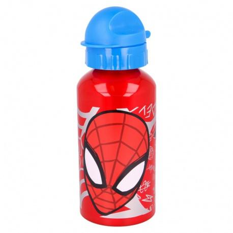 Hliníková fľaša na pitie SPIDERMAN, 500ml, 51339