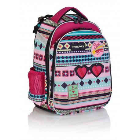 HEAD Anatomická školská taška / batoh pre 1.stupeň, HD-274, 501019005