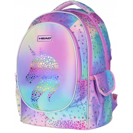 HEAD Školský batoh pre prvý stupeň UNICORN OMBRE, AB340, 502021563