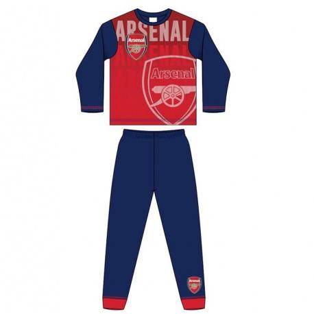 Chlapčenské bavlnené pyžamo ARSENAL F.C. - 10 rokov (140cm)