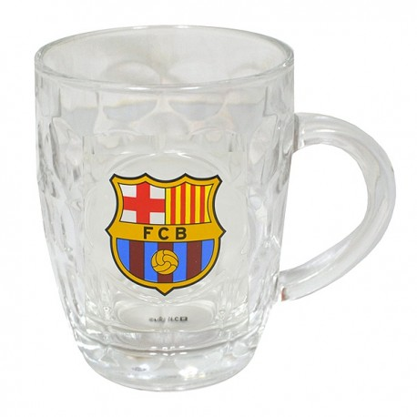 Pohár na pivo FC BARCELONA Tankard 500ml FOREVER COLLECTIBLES BRC1577