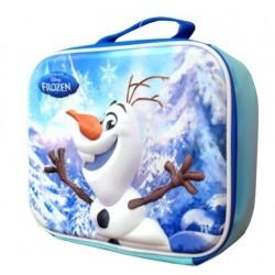 3D Termo taška / box na desiatu DISNEY FROZEN Olaf