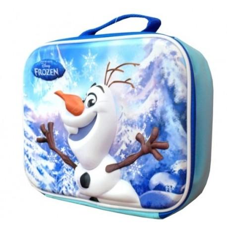 3D Termo taška / box na desiatu  DISNEY FROZEN Olaf CERDÁ FRO0792