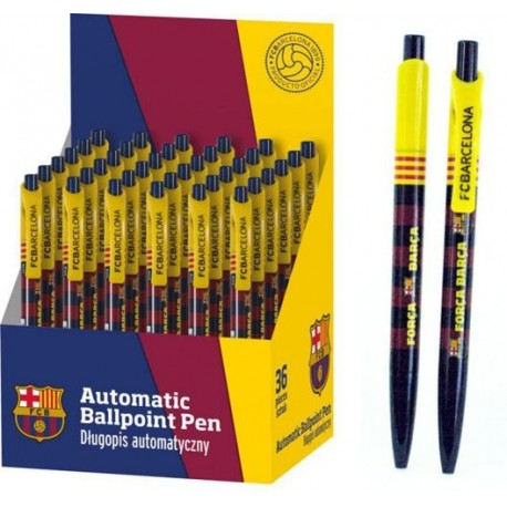 Guľôčkové pero 0,7mm FC BARCELONA, modré, 201015001