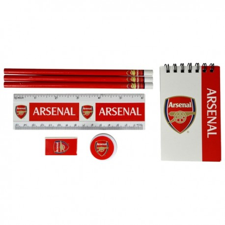 Školský set ARSENAL 7ks FOREVER COLLECTIBLES ARS1799