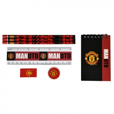 Školský set FC MANCHESTER UTD 7ks FOREVER COLLECTIBLES MAN1699