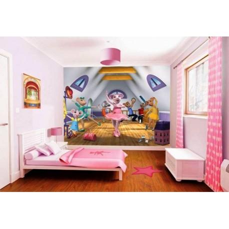 WALLTASTIC®  Fototapeta 243 x 304cm ANGELINA BALERINA