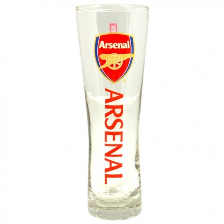 Vysoký pohár na pivo ARSENAL Pilsner Premium FOREVER COLLECTIBLES ARS1695