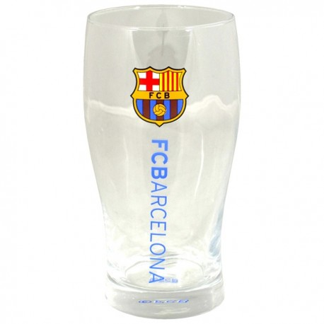 Pohár na pivo FC BARCELONA Wordmark Pint 500ml FOREVER COLLECTIBLES BRC1358