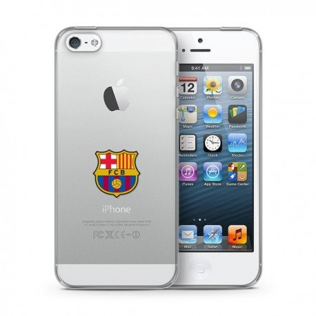Ochranný kryt pre iPhone 6 FC BARCELONA Transparent FOREVER COLLECTIBLES BRC1354