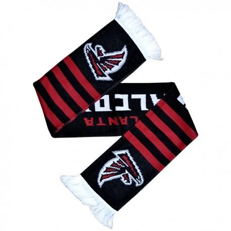 Šál pre fanúšikov NFL ATLANTA FALCONS Wordmark