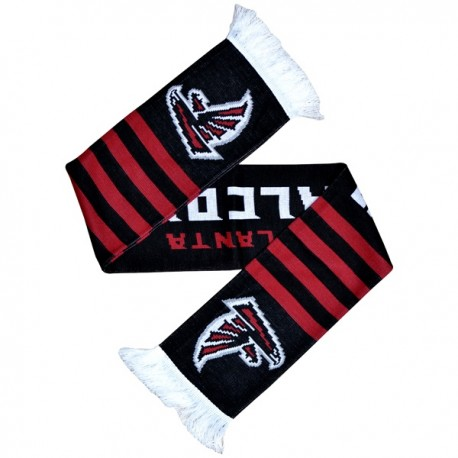 Šál pre fanúšikov NFL ATLANTA FALCONS Wordmark FOREVER COLLECTIBLES NFL1999