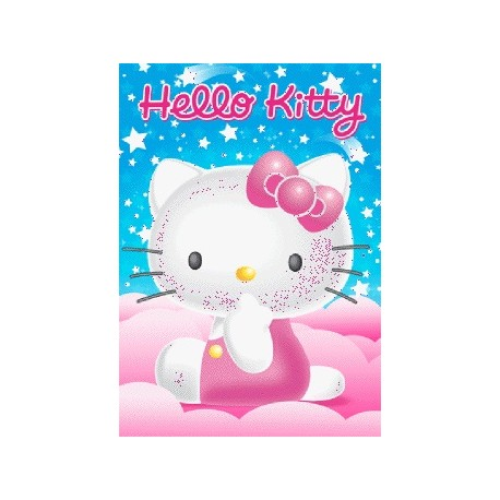 3D plagát na stenu, 47/67cm, HELLO KITTY, LN0078 GB EYE HKI0473