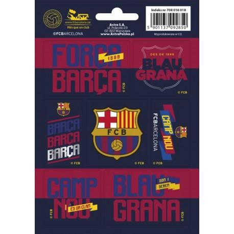 Dekoračné samolepky FC BARCELONA, FC-115 ASTRA BRC1090x