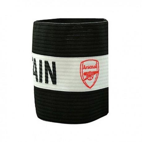 Kapitánska páska na rameno ARSENAL Black
