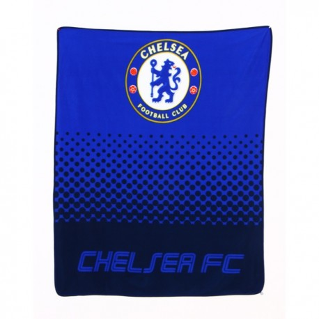 Flísová deka 125/150cm FC CHELSEA Fade FOREVER COLLECTIBLES CHE1784