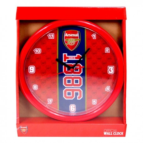 Nástenné hodiny ARSENAL Established FOREVER COLLECTIBLES ARS1849