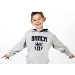 Chlapčenská bavlnená mikina FC BARCELONA Barca (BC06526)