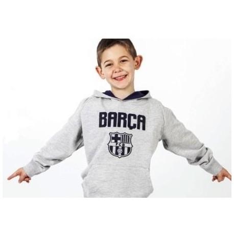Chlapčenská bavlnená mikina FC BARCELONA Barca (BC06526) - 4 roky (104cm)