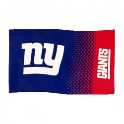 Klubová vlajka 152/91cm NY Giants Fade