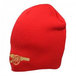 Štýlová zimná úpletová čiapka ARSENAL Red Gunners