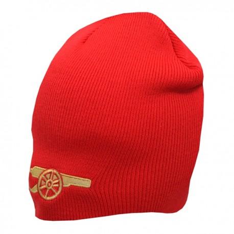 Štýlová zimná úpletová čiapka ARSENAL Red Gunners FOREVER COLLECTIBLES ARS1805