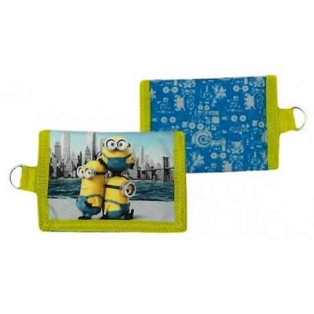 Detská peňaženka MIMONI KIDS LICENSING® MNS2840