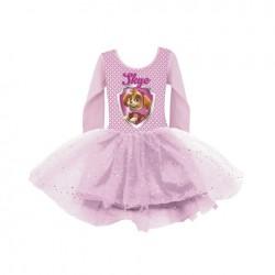 Tanečné tutu šaty PAW PATROL Pink