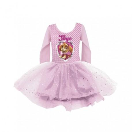 Tanečné tutu šaty PAW PATROL Pink,    ARDITEX PAW0996|2