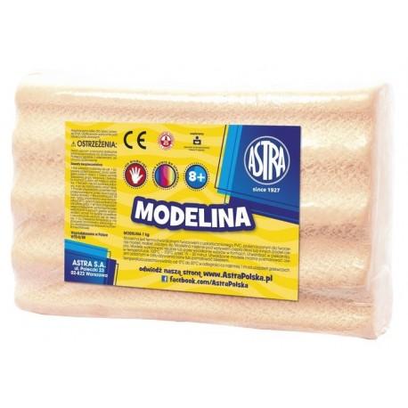 ASTRA Modelovacia hmota do rúry MODELINA 1kg Telová, 304111001 ASTRA AST2989A
