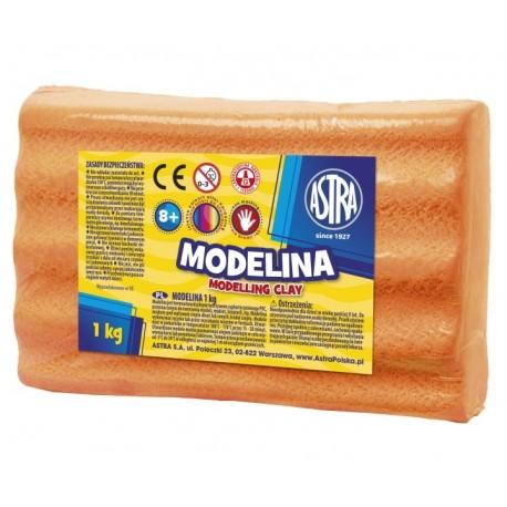ASTRA Modelovacia hmota do rúry MODELINA 1kg Oranžová, 304111006 ASTRA AST2989J