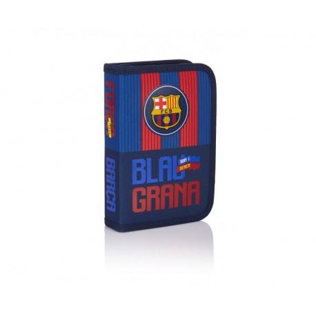 Vyklápací peračník s náplňou FC BARCELONA Blaugrana, FC-142 ASTRA BRC1219x